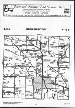 Union T4N-R10E, Rock County 1990 Published by Farm and Home Publishers, LTD